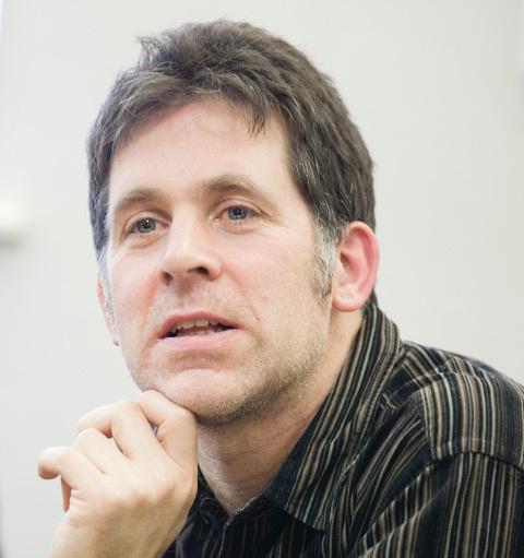 Portrait de Dr Tom Wakeford