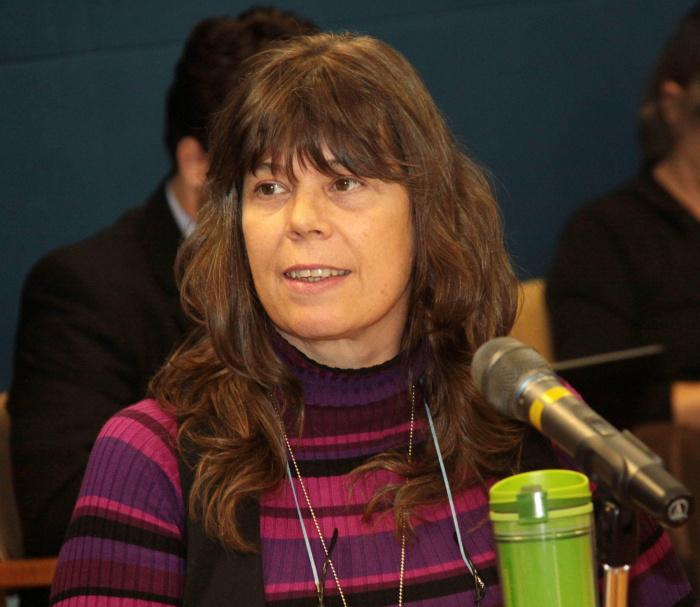 Portrait de Silvia Ribeiro
