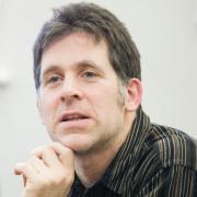 Portrait de Tom Wakeford